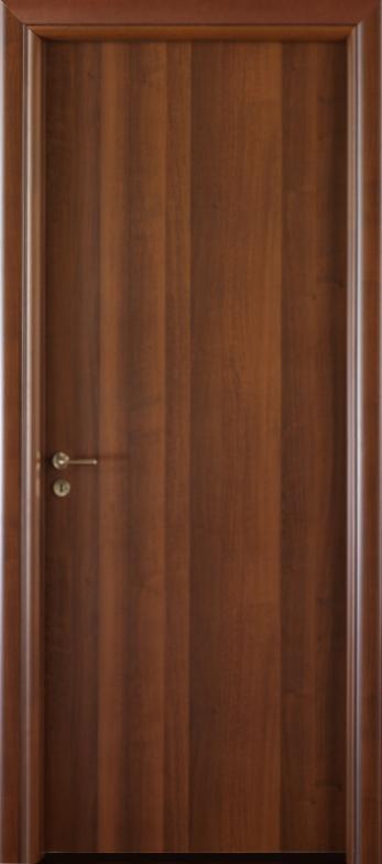 Porte interne in laminato bianco ciliegio tanganika - Verniciare porte interne laminato ...